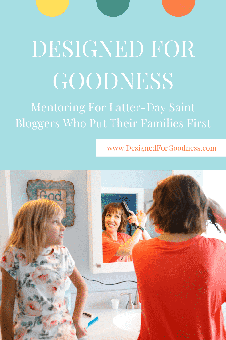 Articles that teach you how to blog so you can share goodness, earn ethical income as a latter-day saint blogger and give your best to your family.
