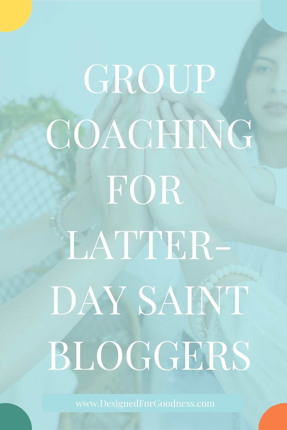 Affordable ($5 per month) blog coaching for Latter-Day Saint bloggers who are sick of spinning their wheels and wasting time and money on their blogs.