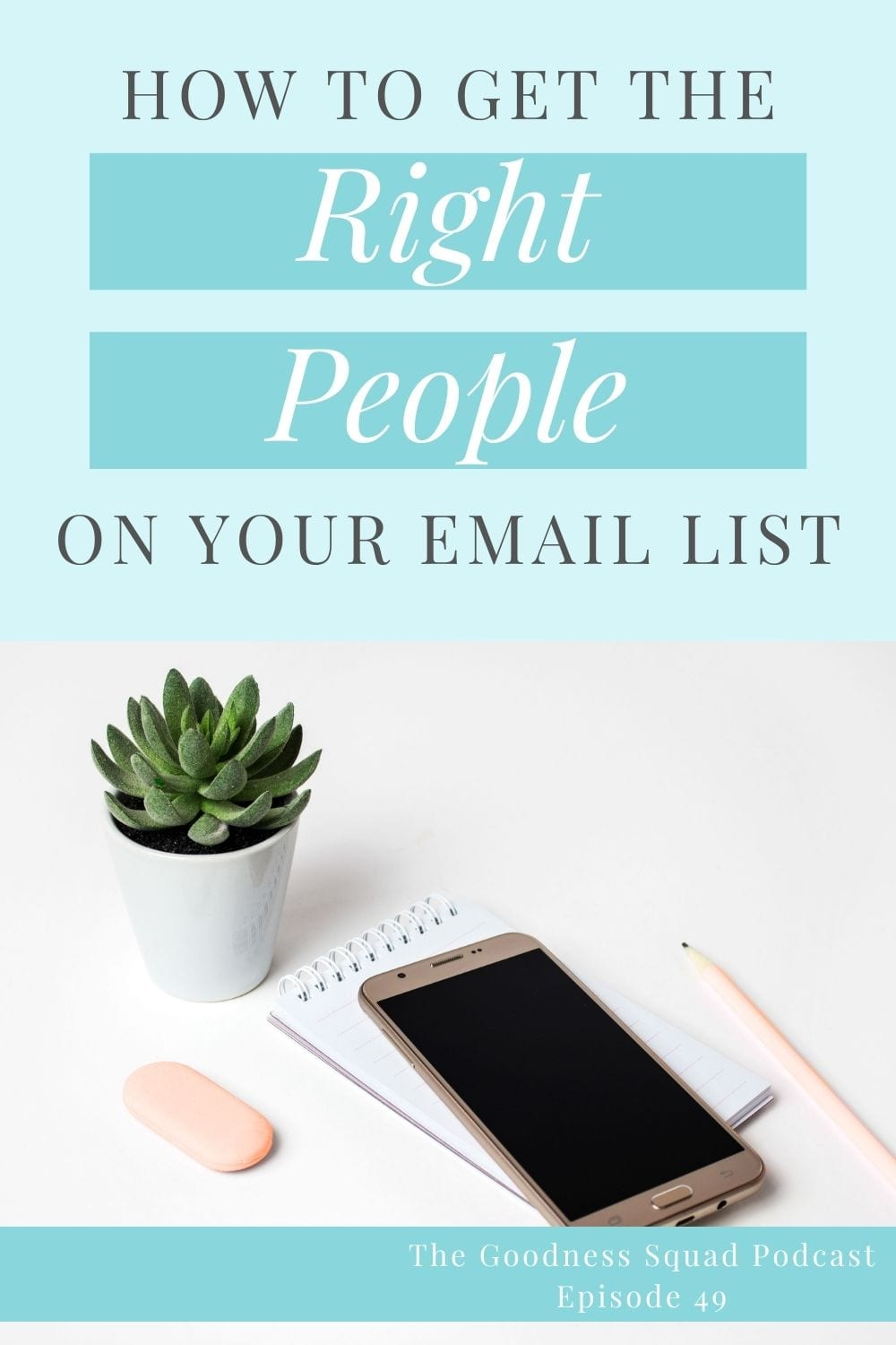 049_How to perfect the powerful thing that attracts your ideal customer to your email list