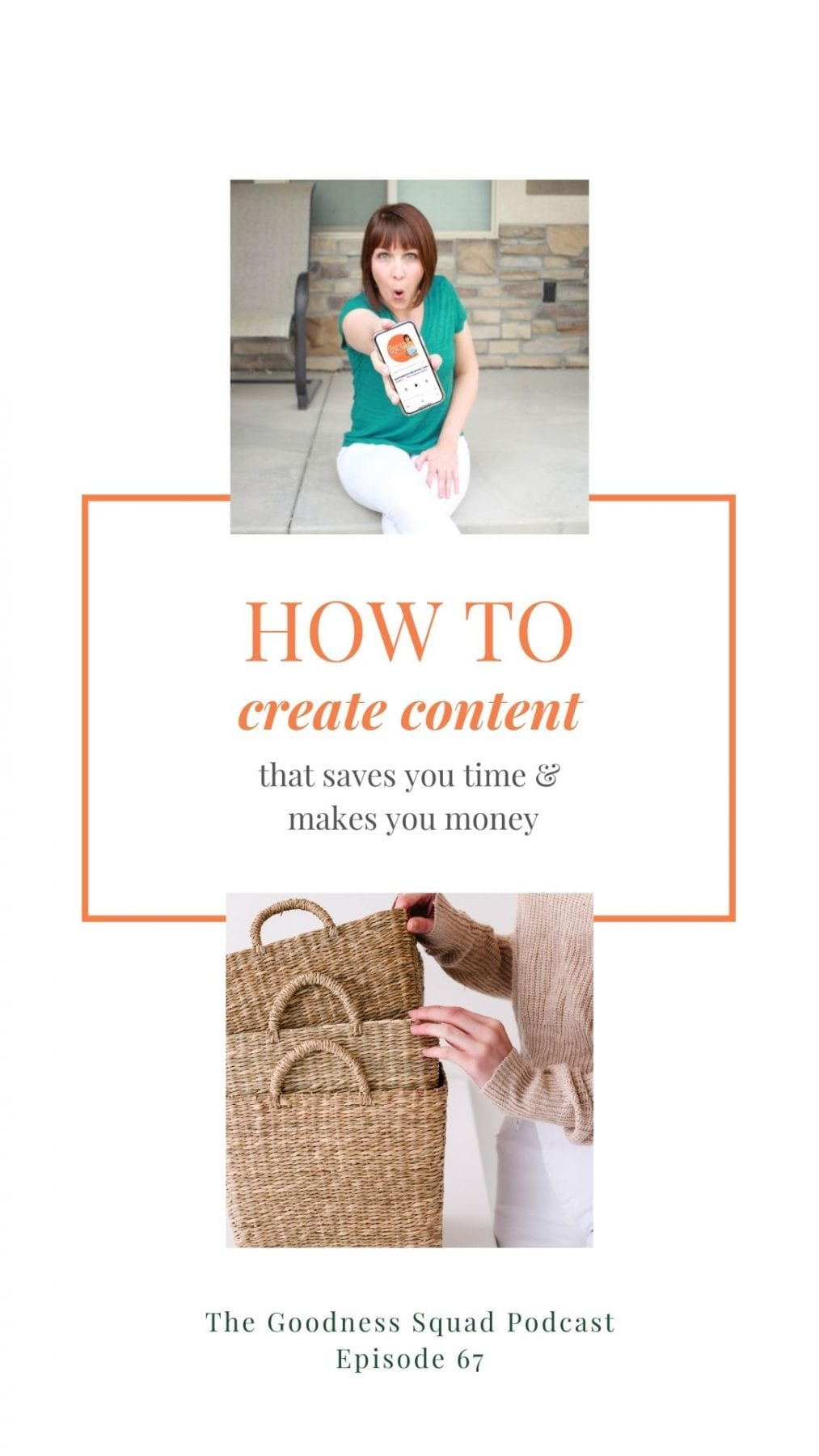 066_How to never run out of ideas for content that makes you money